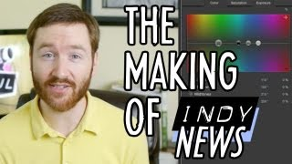 Download How-to: Produce a Web News Show (Making Of Indy News) Video