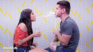 Download No te rías Challenge Extremo | YouTubers VS EX Video