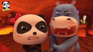 Download Rescue Mr. Dao | Magical Chinese Characters | Kids Cartoon | Nursery Rhymes | Baby Songs | BabyBus Video