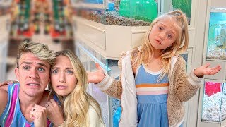 Download Taking Our 6 Year Old To The Pet Store And Buying Her Any Pet She Wants!!! Video