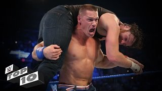 Download Rapid-Fire Finishing Moves - WWE Top 10, Oct. 10, 2016 Video