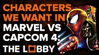 Download Marvel vs Capcom 4: What Characters We Want - The Lobby Video