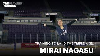 Download Training to Land the Triple Axel | Mirai Nagasu | US Figure Skating Video