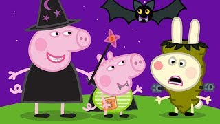 Download Peppa Pig English Episodes | Trick or Treat? Happy Halloween | Peppa Pig Official Video