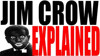 Download Jim Crow and America's Racism Explained Video