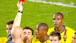 Download Top 10 Undeserved Red Cards Video