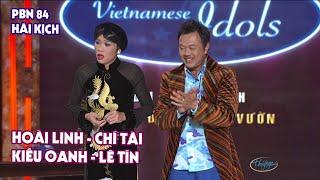 Download Hài Kịch ″Vietnamese Idols″   PBN 84   Hoài Linh, Chí Tài, Kiều Oanh, Lê Tín Video