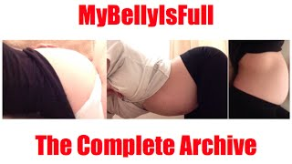 Download MyBellyIsFull - The Complete Archive Video