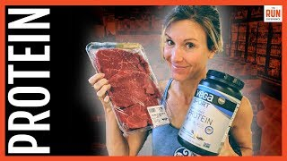 Download As A Runner, How Much Protein Do I Really Need? Video