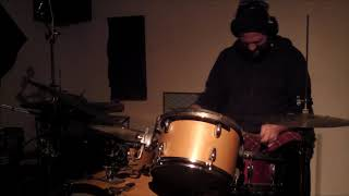 Download Wake 'N Break No. 1394 - Two Bar Halftime Backbeat With Ghosted Snare | Andrew McAuley (KindBeats) Video