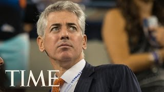Download Investors Yank Roughly $600M From Bill Ackman's Funds | TIME Video