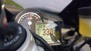 Download 2017 motorcycles: 320 Km/H battle (1000 CC) - Suzuki, BMW, Yamaha, Kawasaki & more... Video