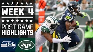 Download Seahawks vs. Jets | NFL Week 4 Game Highlights Video
