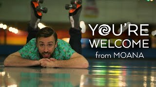 Download You're Welcome - Moana - Peter Hollens feat. Andrew Huang Video