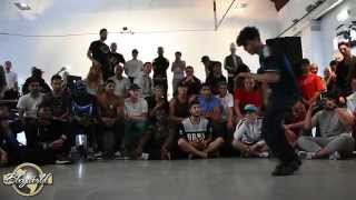 Download Soufiane Bencock vs Pac Pac // .BBoy World // 1on1 SEMI-FINAL   HUSTLE KIDZ 10TH ANNIVERSARY Video