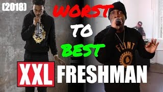 Download ALL 80 XXL Freshman Cyphers RANKED from Worst to Best (UPDATED 2018) Video