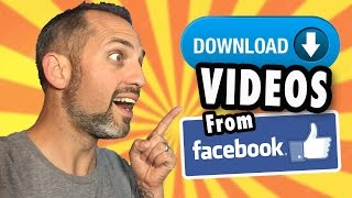 Download How to download Facebook Videos to Mac or PC legally with a simple Chrome plugin Video