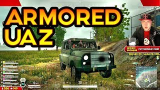 Download Highlights // DAY 2 PUBG ARMORED UAZ + 8-Man Teams EVENT from Live Stream Video