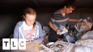 Download Coupon Kid Saves $984 Thanks To ″Dumpster Diving″ Technique | Extreme Couponing Video