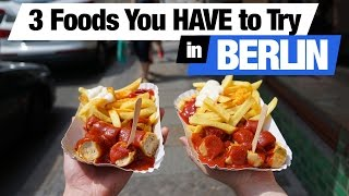 Download German Food - 3 Dishes To Try In Berlin, Germany (Americans Try German Food) Video