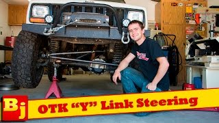 Download ″Y″ Link Steering Upgrade - RuffStuff Specialties Video