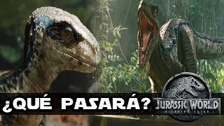 Download ¿QUÉ PASARÁ CON BLUE EN JURASSIC WORLD: FALLEN KINGDOM? Video