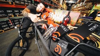 Download HAND PICKING PARTS FOR A NEW BMX BIKE! Video