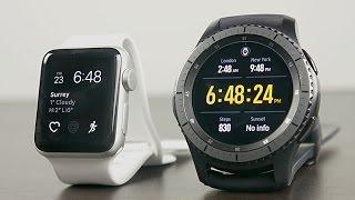 Download Apple Watch Series 2 vs Samsung Gear S3 Video