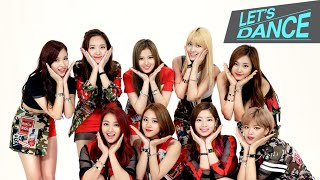Download Let's Dance: TWICE(트와이스) Like OOH-AHH(OOH-AHH하게)[ENG/JPN/CHN SUB] Video