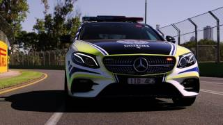 Download Victoria Police 'Guardian V2' - Mercedes-Benz AMG E43 Video