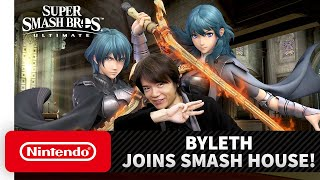 Download Super Smash Bros. Ultimate – Mr. Sakurai Presents ″Byleth″ Video