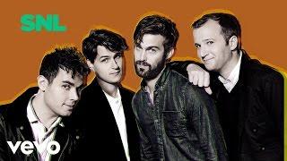 Download Vampire Weekend - Unbelievers (Live on SNL) Video