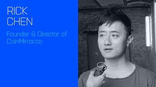 Download Rick Chen from CoinMirror.co - automated ICO investing Video