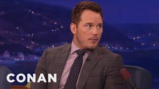 Download Chris Pratt Is A Seahawks Superfan - CONAN on TBS Video