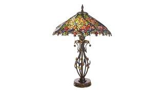 Download Dale Tiffany Gabriella TiffanyStyle Table Lamp Video