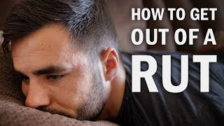 Download 3 Ways to Get Out of an Unmotivated Rut Video