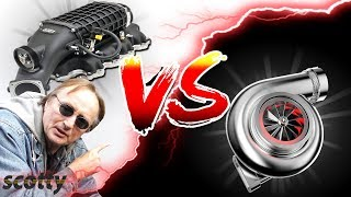 Download Supercharger vs Turbocharger - Why Supercharged Car is Better than Turbo Video