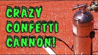 Download Crazy Confetti Cannon! Video