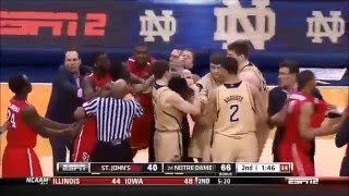 Download Top 10 College Basketball Fights & Brawls Video