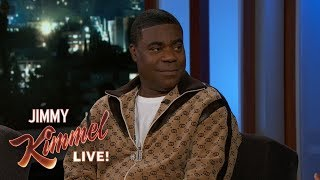 Download Tracy Morgan on Turning 50 & His INSANE House Video