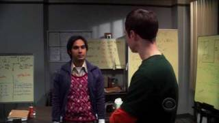 Download The Big Bang Theory - Rocky Scene Video