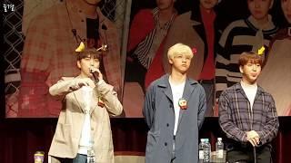 Download [B1A4] 171029 공찬 삐짐 사건의 전말 (feat.난장판, 바나의 난) Video