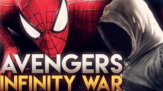 Download 22 postacie, które pojawią się w AVENGERS: INFINITY WAR! | Dafuq Video