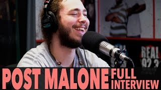 Download Post Malone on ″Stoney″, Justin Bieber, Kanye West, And More! | BigBoyTV Video