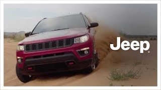 Download Jeep® Compass | Tales of the Trailhawk | Sand Dunes Video