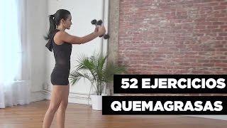 Download 52 ejercicios de cardio para quemar más grasas que la cinta de correr Video