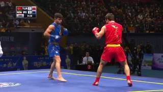 Download Sanda World Cup 2016 - Session 1 - Semi Finals. English Commentary Video