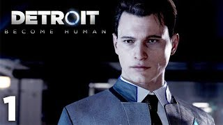 Download THIS GAME STARTS OFF WAY TOO INTENSE. | Detroit: Become Human | Lets Play - Part 1 Video