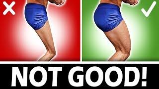 Download 3 Hacks For Bigger Hamstrings! | GOODBYE SKINNY LEGS! Video