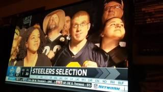 Download Pittsburgh Steelers 1st Round Draft Pick/Dan Rooney Tribute Video
